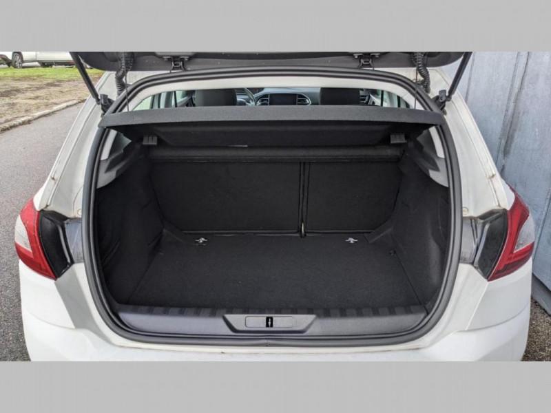 Peugeot 308 PureTech 110ch S&S BVM6 Style Blanc occasion à Tourville-la-Rivière - photo n°7