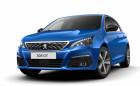 Peugeot 308 PURETECH 130CH S&S BVM6 GT puretech 130ch s&s bvm6 gt Bleu à Ganges 34