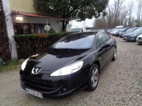 Peugeot 407 Coupe Noir, garage AUTOS 4X4 AZUR à Aucamville
