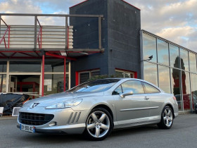 Peugeot 407 Coupe 3.0 V6 Feline Gris 2006 - annonce de voiture en vente sur Auto Sélection.com