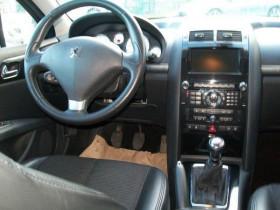 Peugeot 407 SW 2.0 HDi 140 Premium Pack Fap Noir occasion à Toulouse - photo n°3