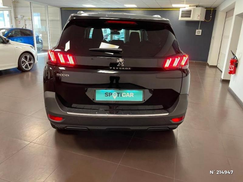 Peugeot 5008 1.5 BlueHDi 130ch S&S Allure Noir occasion à Corbeil-Essonnes - photo n°5