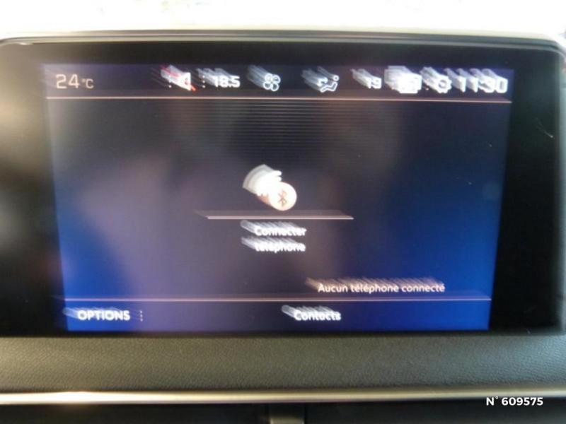 Peugeot 5008 1.5 BlueHDi 130ch S&S GT Line EAT8 Noir occasion à Meaux - photo n°17