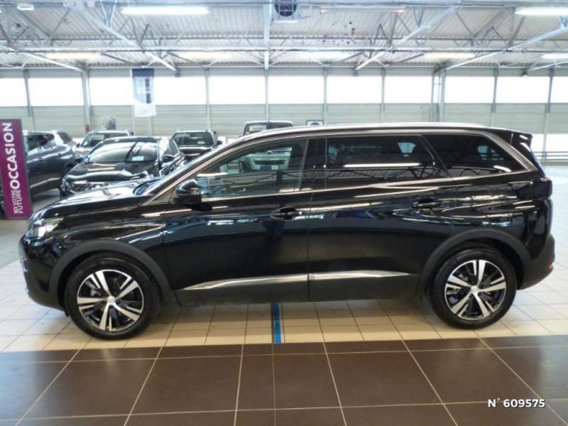 Peugeot 5008 1.5 BlueHDi 130ch S&S GT Line EAT8 Noir occasion à Meaux - photo n°12