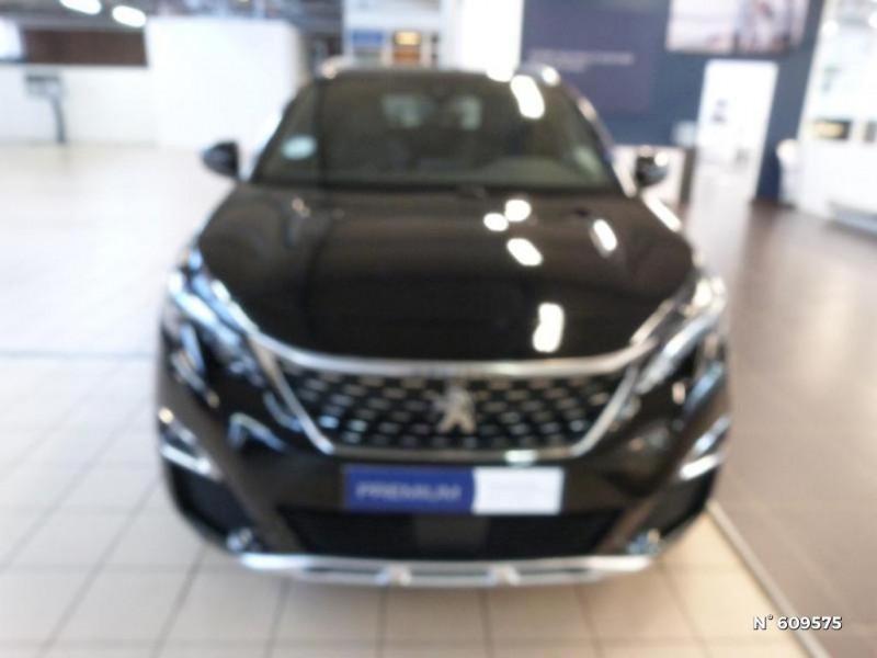 Peugeot 5008 1.5 BlueHDi 130ch S&S GT Line EAT8 Noir occasion à Meaux - photo n°3