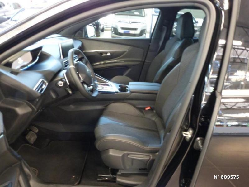 Peugeot 5008 1.5 BlueHDi 130ch S&S GT Line EAT8 Noir occasion à Meaux - photo n°9