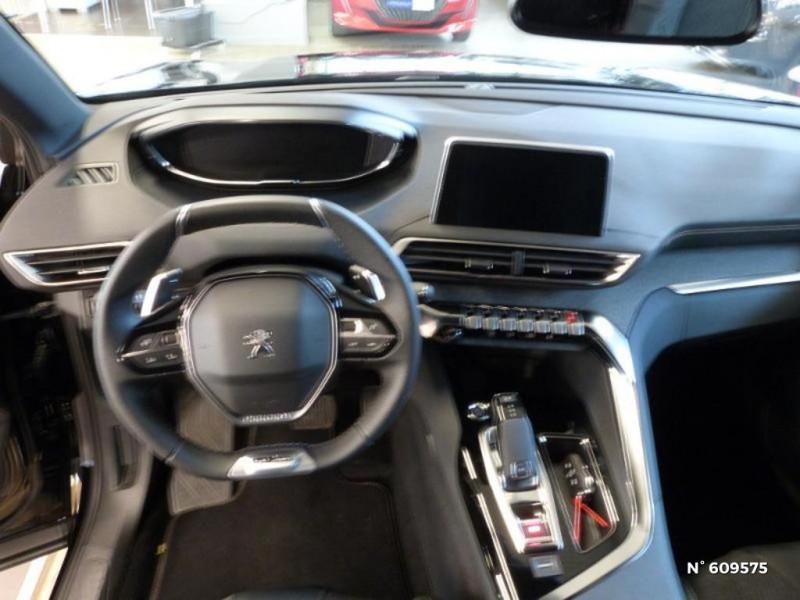 Peugeot 5008 1.5 BlueHDi 130ch S&S GT Line EAT8 Noir occasion à Meaux - photo n°15