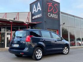 Peugeot 5008 1.6 BlueHDi 120ch Access Business S&S Gris occasion à Castelmaurou - photo n°2