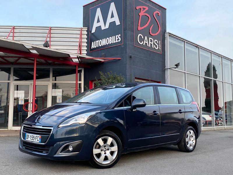 Peugeot 5008 occasion 2014 mise en vente à Castelmaurou par le garage BS CARS.COM - photo n°1