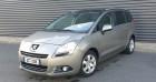 Peugeot 5008 1.6 hdi 115 family . 7 pls Beige 2013 - annonce de voiture en vente sur Auto Sélection.com