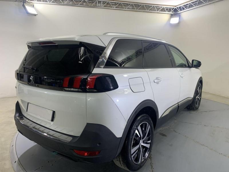 Peugeot 5008 2.0  180CV EAT8 ALLURE BUSINESS Blanc occasion à Verfeil - photo n°20