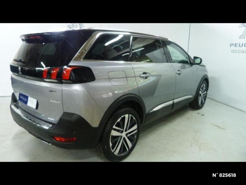Peugeot 5008 2.0 BlueHDi 180ch S&S GT EAT8 Gris occasion à Avon - photo n°19