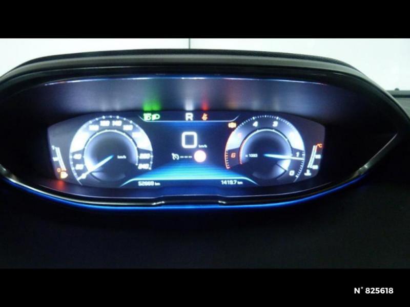 Peugeot 5008 2.0 BlueHDi 180ch S&S GT EAT8 Gris occasion à Avon - photo n°14