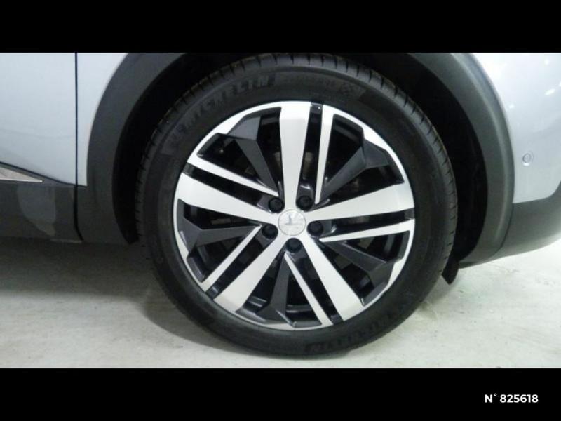 Peugeot 5008 2.0 BlueHDi 180ch S&S GT EAT8 Gris occasion à Avon - photo n°10