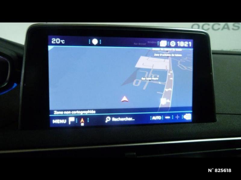 Peugeot 5008 2.0 BlueHDi 180ch S&S GT EAT8 Gris occasion à Avon - photo n°16