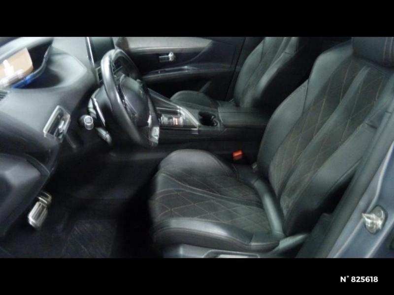 Peugeot 5008 2.0 BlueHDi 180ch S&S GT EAT8 Gris occasion à Avon - photo n°5