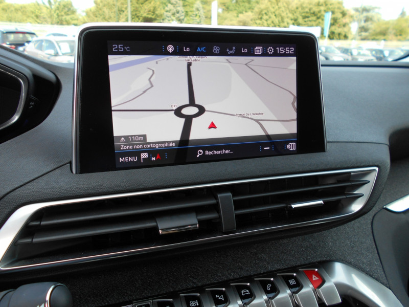 Peugeot 5008 5008 1.2 PureTech 130ch SetS BVM6 Allure Business Bleu occasion à Bessières - photo n°7