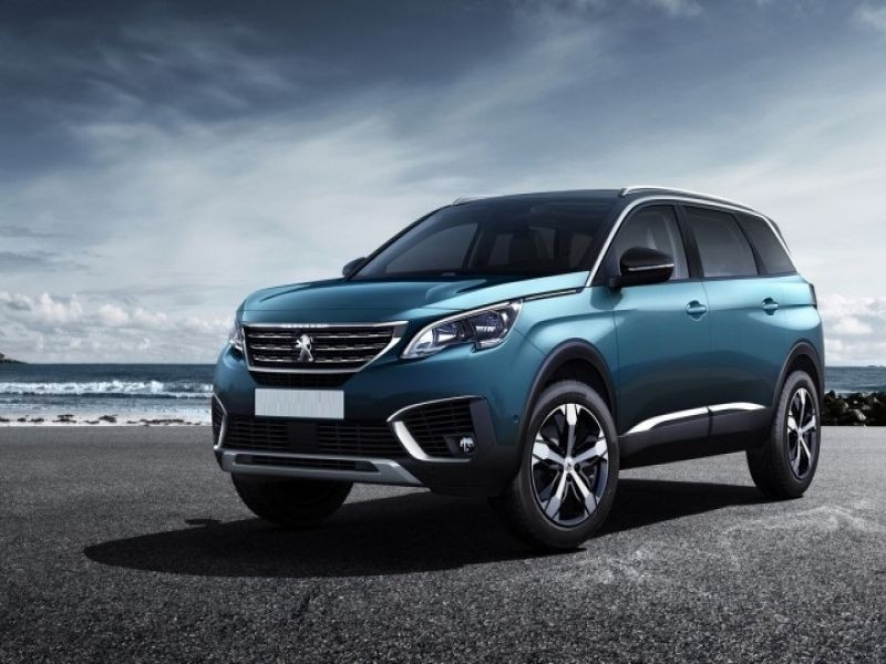 Peugeot 5008 Active 1.6 BlueHDi 100 cv  occasion à Beaupuy