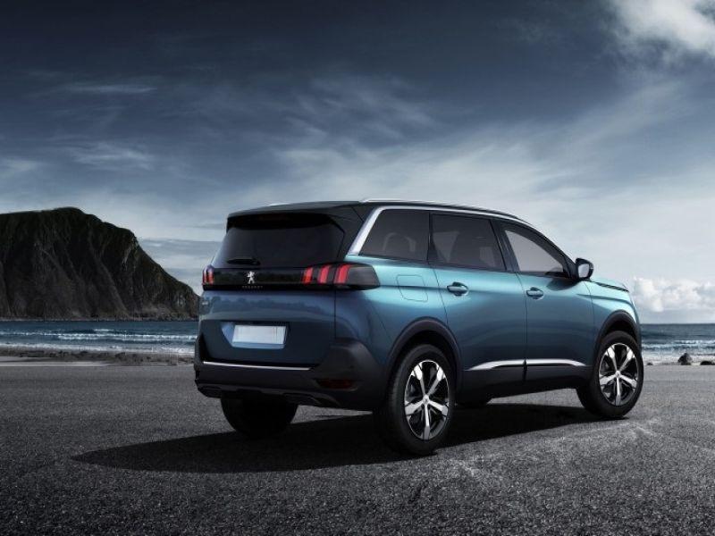 Peugeot 5008 Active 1.6 BlueHDi 120 cv EAT6  occasion à Beaupuy - photo n°3
