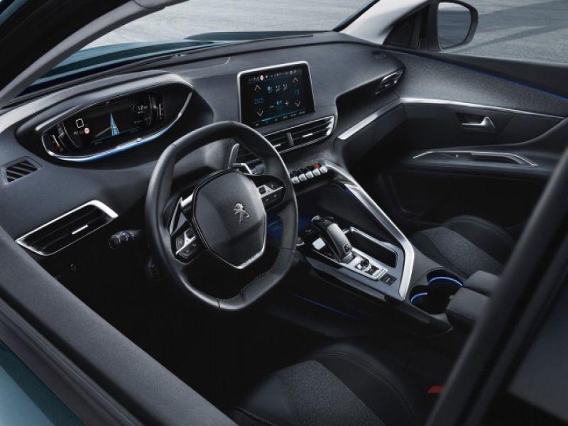Peugeot 5008 Active 1.6 BlueHDi 120 cv EAT6  occasion à Beaupuy - photo n°2