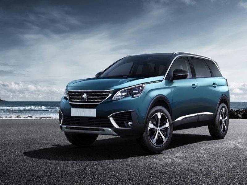 Peugeot 5008 Active 1.6 BlueHDi 120 cv EAT6  occasion à Beaupuy