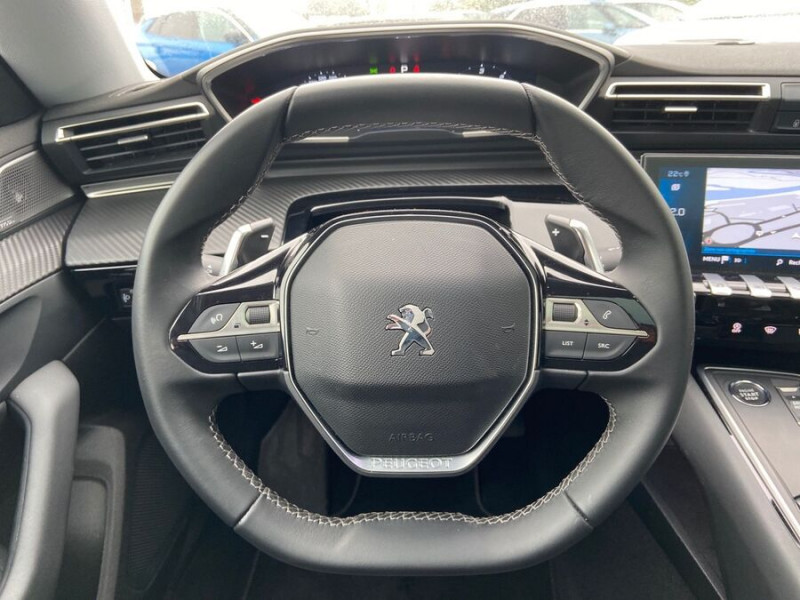 Peugeot 508 SW BlueHDi 130 EAT8 ALLURE Toit Hayon Hifi Drive Assist Gris occasion à Carcassonne - photo n°13