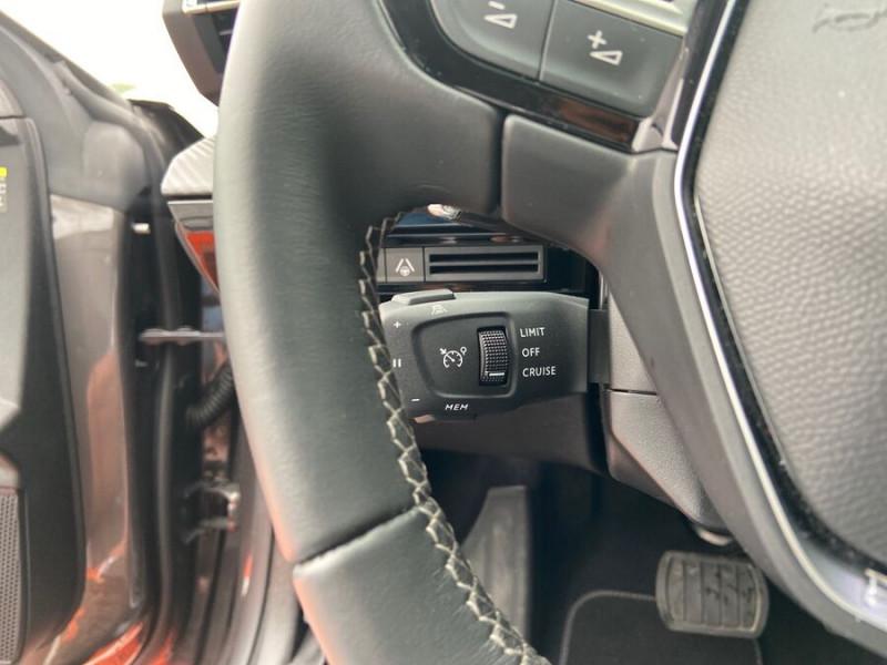 Peugeot 508 SW BlueHDi 130 EAT8 ALLURE Toit Hayon Hifi Drive Assist Gris occasion à Carcassonne - photo n°18