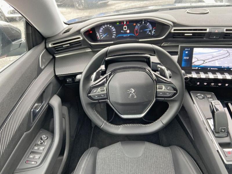 Peugeot 508 SW BlueHDi 130 EAT8 ALLURE Toit Hayon Hifi Drive Assist Gris occasion à Carcassonne - photo n°11