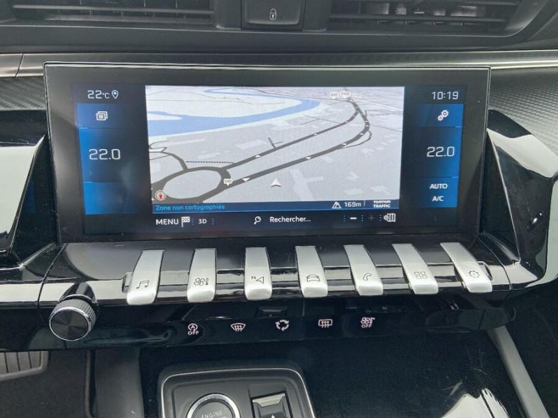 Peugeot 508 SW BlueHDi 130 EAT8 ALLURE Toit Hayon Hifi Drive Assist Gris occasion à Carcassonne - photo n°14