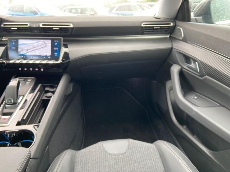 Peugeot 508 SW BlueHDi 130 EAT8 ALLURE Toit Hayon Hifi Drive Assist Gris occasion à Carcassonne - photo n°12