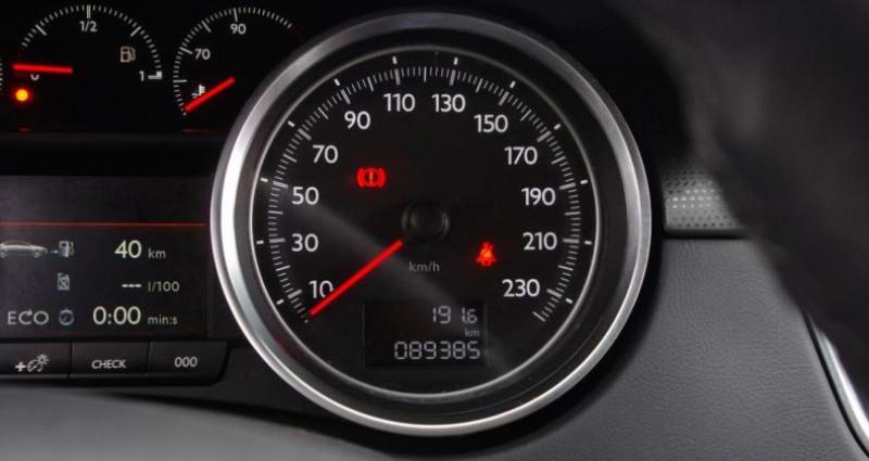 Peugeot 508 (2) 2.0 BLUEHDI 150 FELINE Noir occasion à Chambourcy - photo n°5