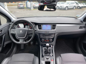 Peugeot 508 1.6 thp 156cv allure Noir occasion à Castelmaurou - photo n°6
