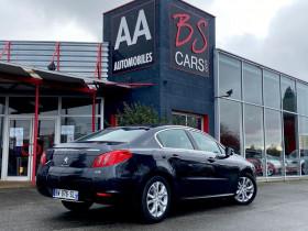 Peugeot 508 1.6 thp 156cv allure Noir occasion à Castelmaurou - photo n°2