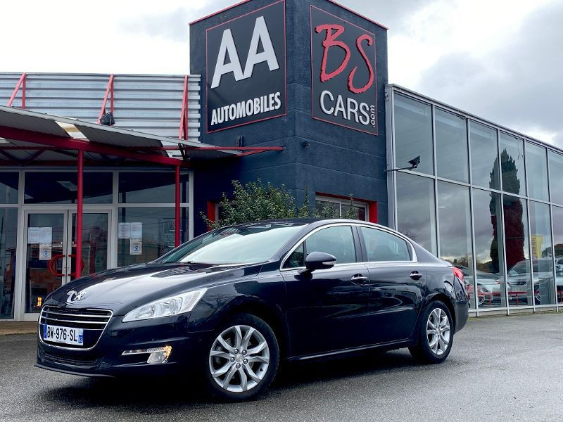 Peugeot 508 occasion 2011 mise en vente à Castelmaurou par le garage BS CARS.COM - photo n°1