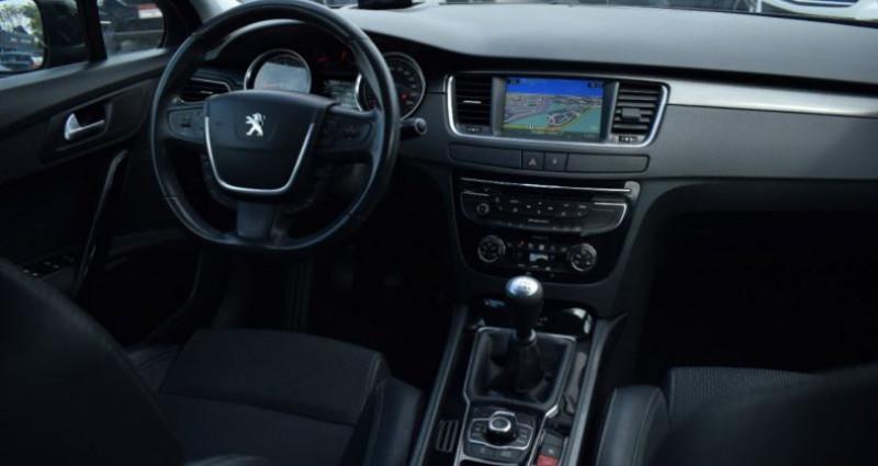 Peugeot 508 2.0 HDI 140CH FAP BUSINESS PACK Noir occasion à VENDARGUES - photo n°2