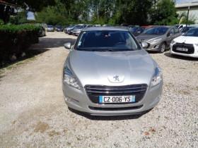 Peugeot 508 2.0 HDI140 FAP ACTIVE Gris occasion à Aucamville - photo n°2