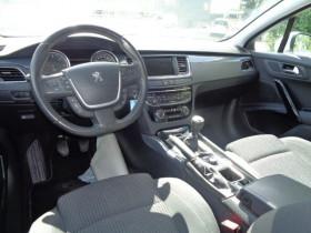 Peugeot 508 2.0 HDI140 FAP ACTIVE Gris occasion à Aucamville - photo n°9