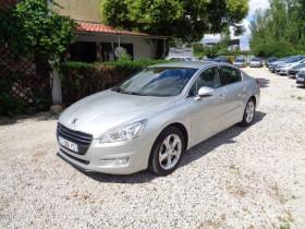 Peugeot 508 Gris, garage AUTOS 4X4 AZUR à Aucamville