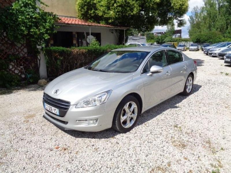 Peugeot 508 2.0 HDI140 FAP ACTIVE Gris occasion à Aucamville