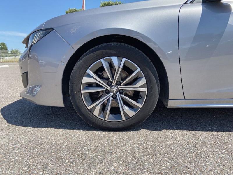 Peugeot 508 BlueHDi 130 EAT8 ALLURE Hayon Caméra Drive Assist Gris occasion à Saïx - photo n°8
