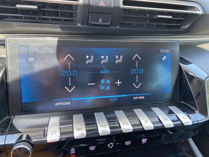 Peugeot 508 BlueHDi 130 EAT8 ALLURE Hayon Caméra Drive Assist Gris occasion à Saïx - photo n°11