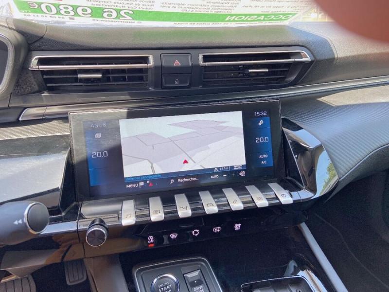 Peugeot 508 BlueHDi 130 EAT8 ALLURE Hayon Caméra Drive Assist Gris occasion à Saïx - photo n°12