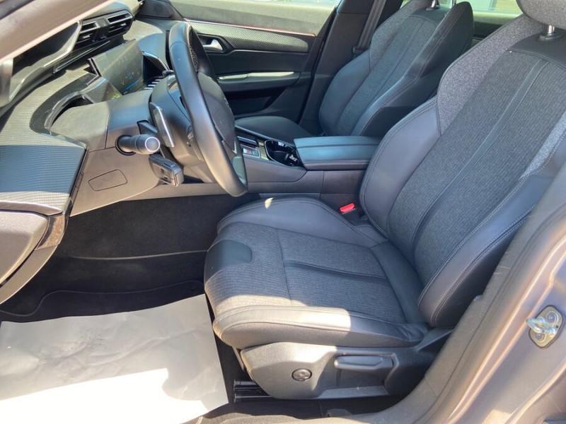 Peugeot 508 BlueHDi 130 EAT8 ALLURE Hayon Caméra Drive Assist Gris occasion à Saïx - photo n°3