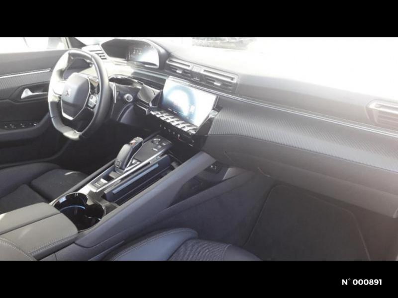 Peugeot 508 BlueHDi 160ch S&S Allure Business EAT8 Noir occasion à Écuelles - photo n°5