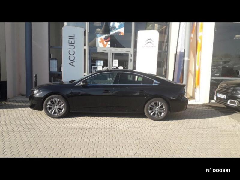 Peugeot 508 BlueHDi 160ch S&S Allure Business EAT8 Noir occasion à Écuelles - photo n°2