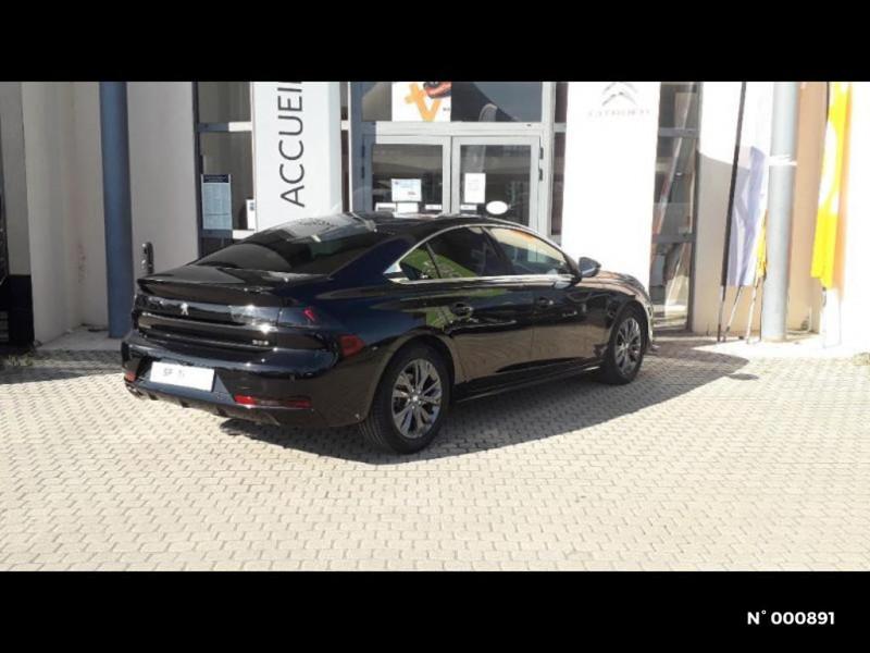 Peugeot 508 BlueHDi 160ch S&S Allure Business EAT8 Noir occasion à Écuelles - photo n°4