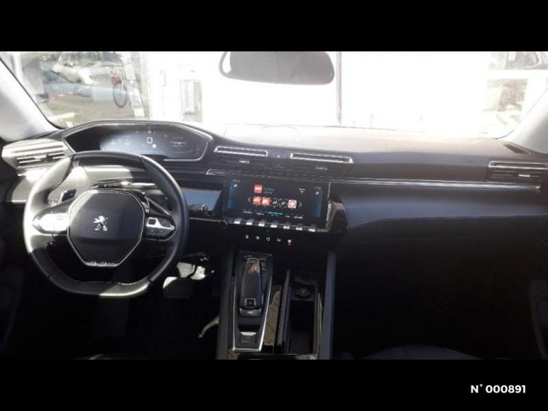 Peugeot 508 BlueHDi 160ch S&S Allure Business EAT8 Noir occasion à Écuelles - photo n°9