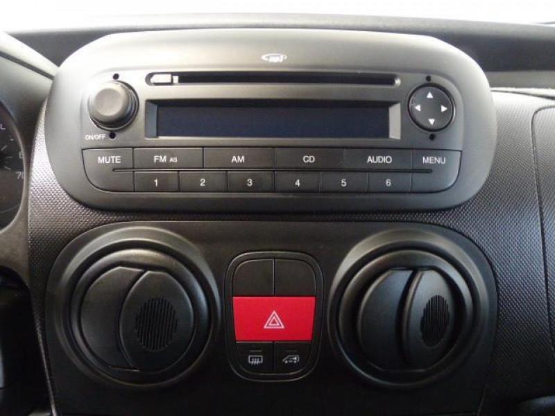 Peugeot Bipper 117 L1 1.3 HDI 75 FAP PACK CLIM Blanc occasion à MORLAIX - photo n°10