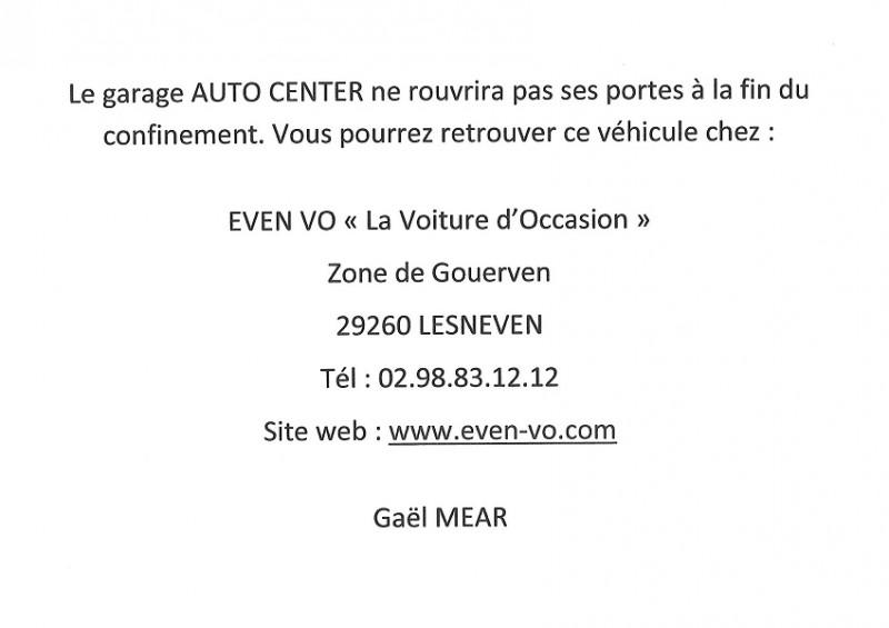 Peugeot Boxer 333 L1H1 2.0 BLUEHDI 130 PREMIUM Blanc occasion à Plougastel-Daoulas - photo n°3