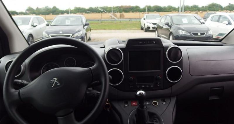 Peugeot Partner 1.6 BLUEHDI 120CH 7 PLACES Gris occasion à FONTAINE LES GRES - photo n°6